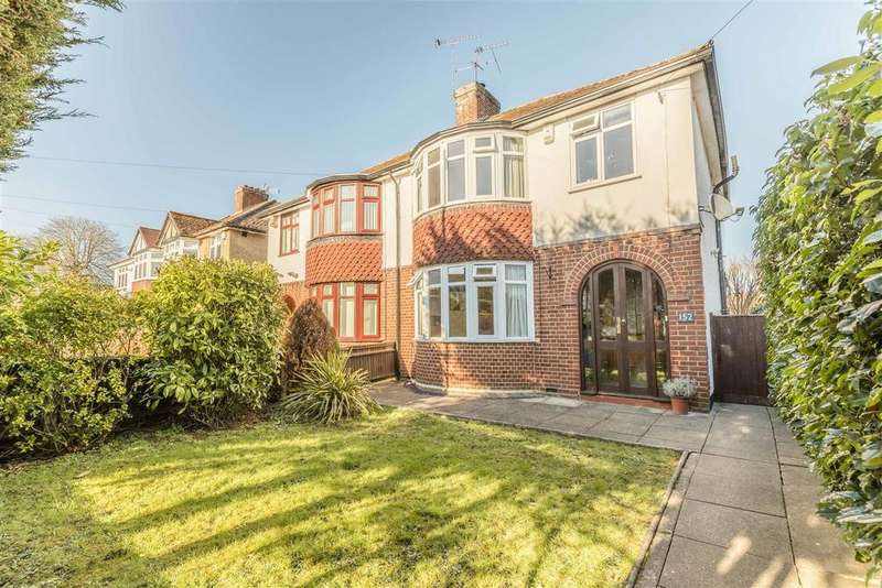 3 Bedrooms Semi Detached House for sale in Clewer Hill Road, Windsor