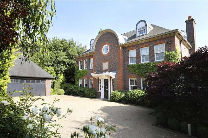 6 Bedrooms Detached House for sale in Kinsella Gardens, Wimbledon, London, SW19