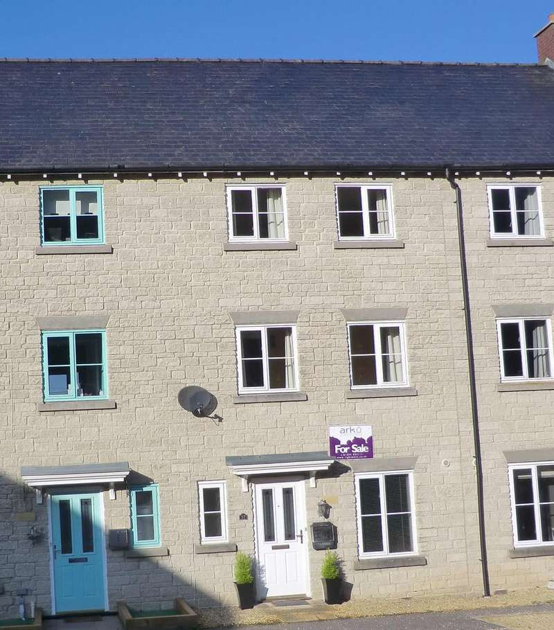 3 Bedrooms Terraced House for sale in The Maltings, Ruardean GL17