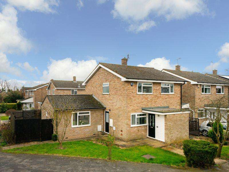 4 Bedrooms Detached House for sale in Extended Detached, Kensworth