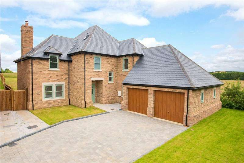 5 Bedrooms Detached House for sale in Jacques Lane, Clophill, Bedfordshire