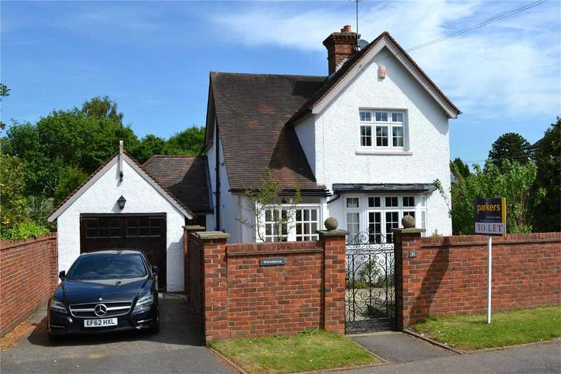 3 Bedrooms Detached House for sale in Silverdale Road, Wargrave, Berkshire, RG10