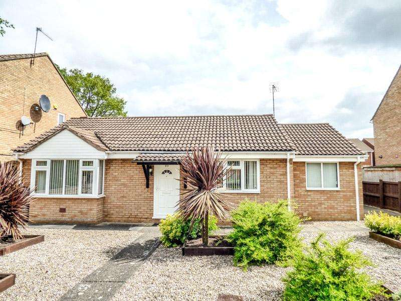 2 Bedrooms Detached Bungalow for sale in Kempston, Beds, MK42 8NW
