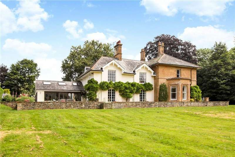 5 Bedrooms Detached House for sale in Nether Compton, Sherborne, Dorset, DT9