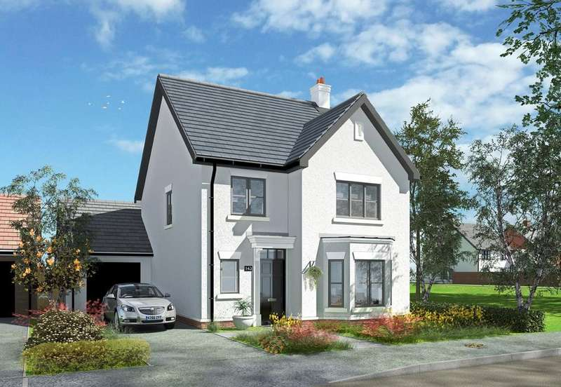 4 Bedrooms Detached House for sale in Stoneham Lane, Eastleigh, Hampshire, SO50