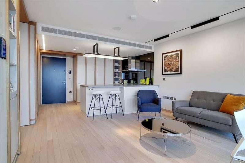 2 Bedrooms Flat for sale in Manhattan Loft Gardens, International Way, London, E20