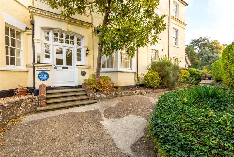 2 Bedrooms Flat for sale in Hill House, Rectory Road, Maidenhead, SL6