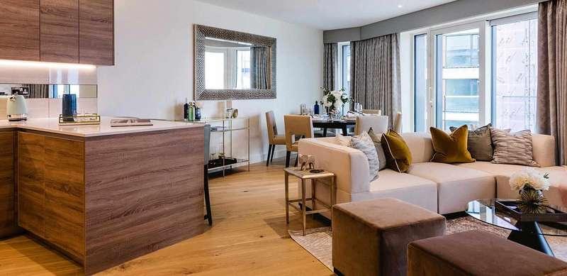2 Bedrooms Property for sale in Waterfront III, Heritage Quarter, Royal Arsenal Riverside, SE18 6FR