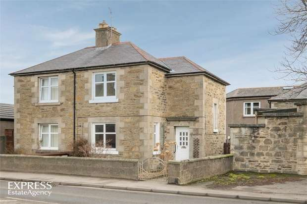 2 Bedrooms Semi Detached House for sale in Moss Street, Keith, Moray