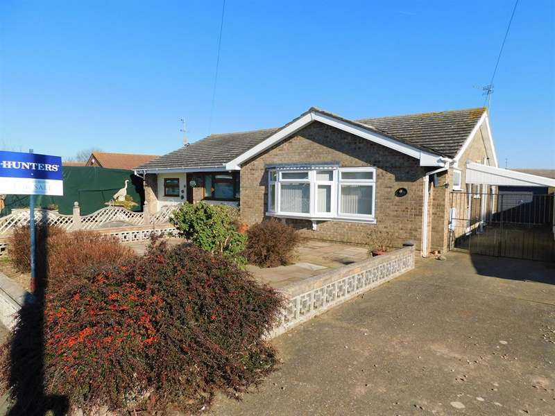 2 Bedrooms Semi Detached Bungalow for sale in Marian Avenue, Mablethorpe, LN12 2DZ