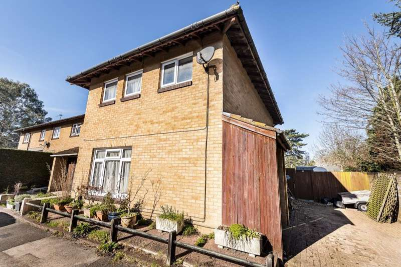 3 Bedrooms House for sale in Lunds Farm Road, Woodley, RG5