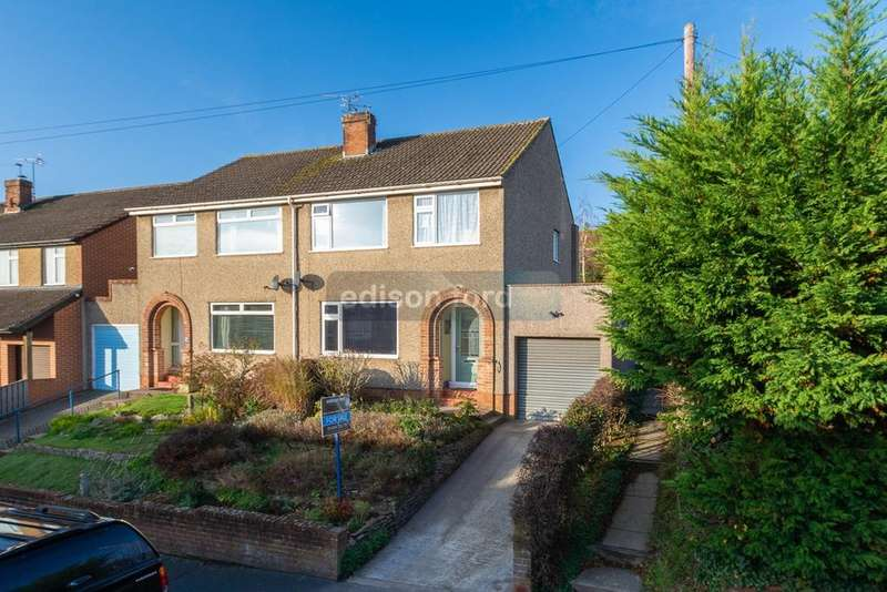 3 Bedrooms Semi Detached House for sale in Lower Chapel Lane, Frampton Cotterell, Bristol, BS36