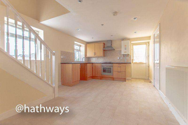 2 Bedrooms End Of Terrace House for sale in High Street, The Tranch