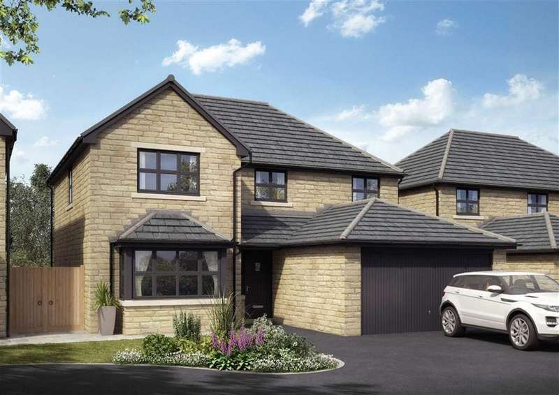 4 Bedrooms Detached House for sale in Spring Meadows, Colne, Lancashire