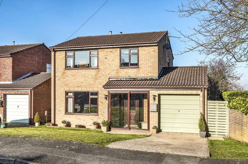 3 Bedrooms Detached House for sale in Wentworth Close, Heighington, LN4