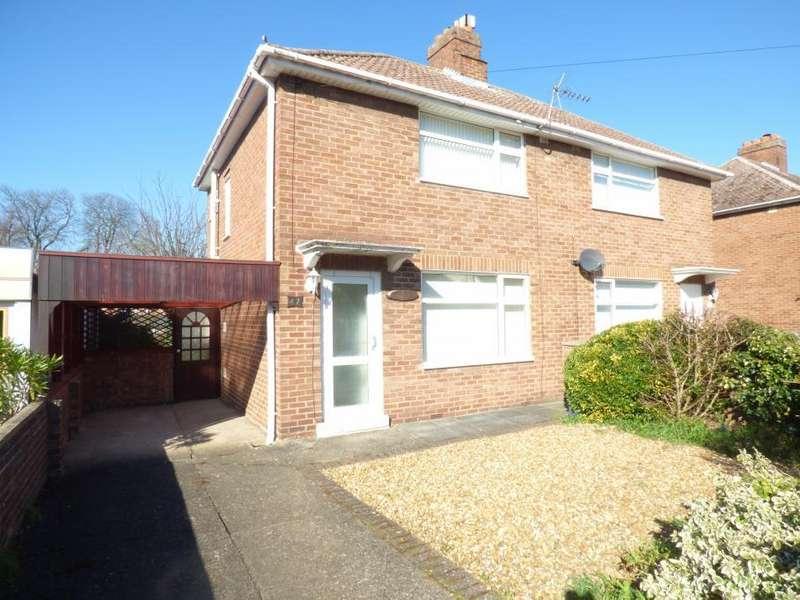 2 Bedrooms Semi Detached House for sale in Kempston, Beds, MK42 7DU