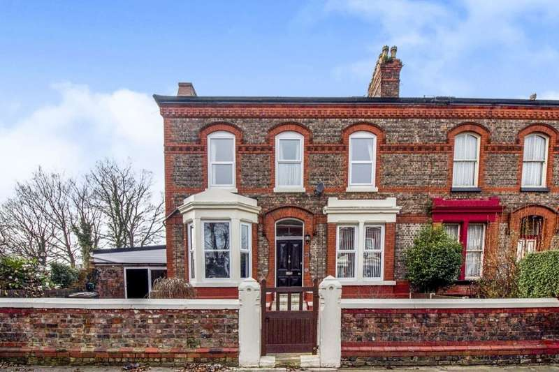 6 Bedrooms Semi Detached House for sale in St. Albans Square, BOOTLE, L20