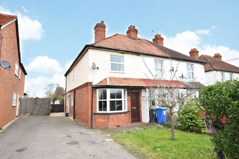 2 Bedrooms End Of Terrace House for sale in Milley Bridge, Waltham St. Lawrence, Reading, Berkshire, RG10