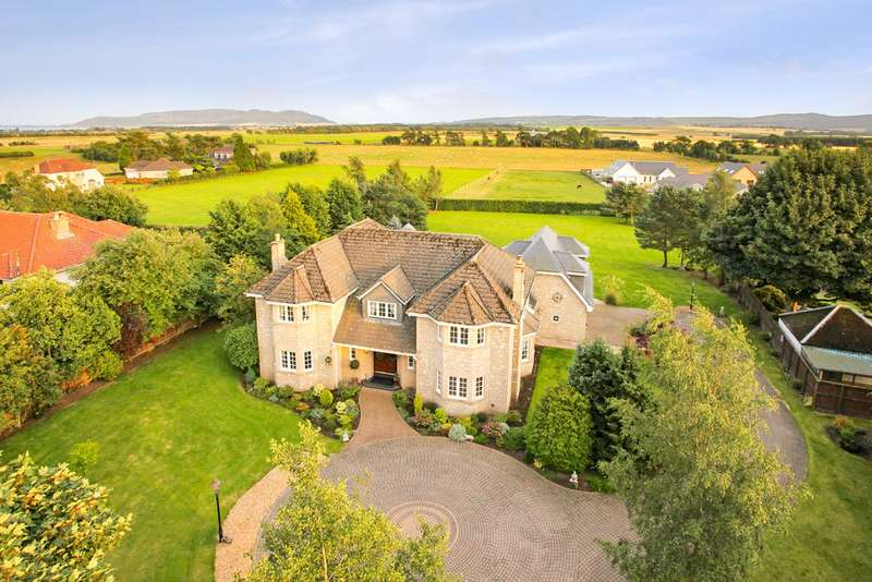 6 Bedrooms Detached House for sale in Beaufield, Middle Balado, Balado, Kinross, Perth and Kinross, KY13