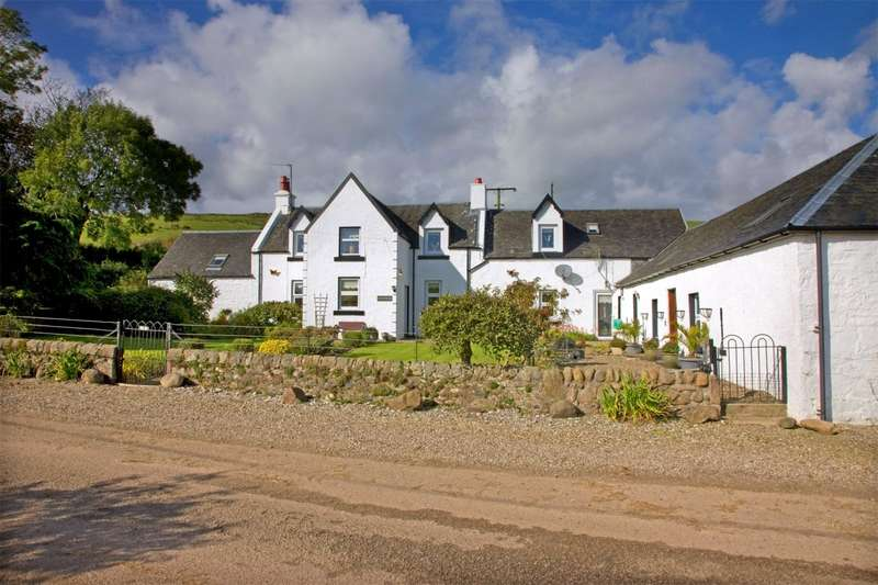 4 Bedrooms Detached House for sale in Low Cattadale, Southend, Campbeltown, Argyll and Bute, PA28