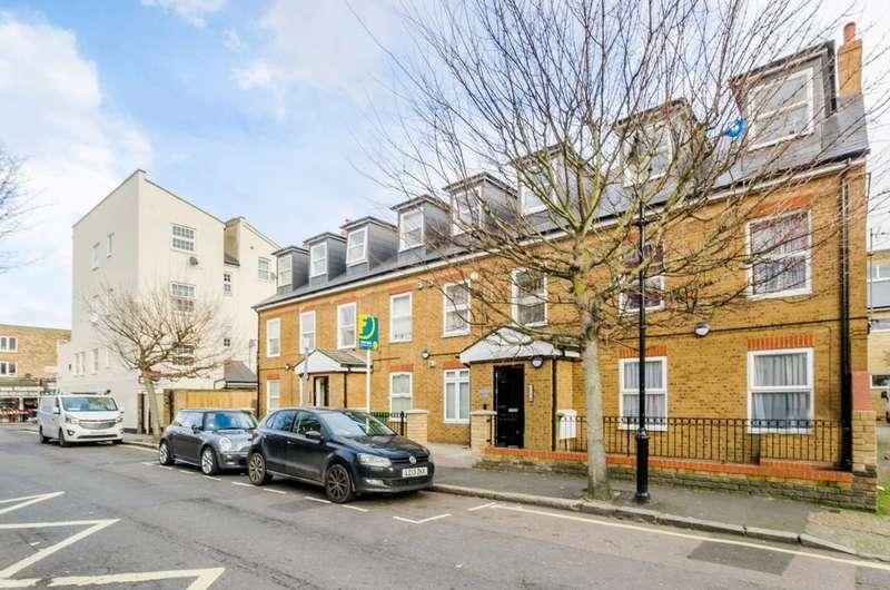 2 Bedrooms Flat for sale in Alpha Street, Peckham Rye, SE15