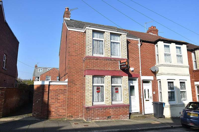 3 Bedrooms End Of Terrace House for sale in Normandy Road, Heavitree