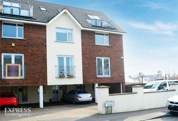 3 Bedrooms Town House for sale in Clifton Gate, Bangor, County Down