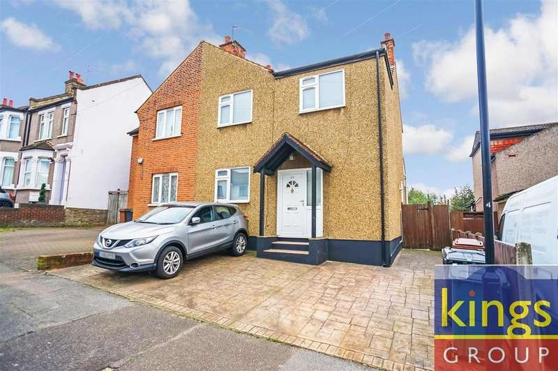 3 Bedrooms Semi Detached House for sale in Sky Peals Road, Woodford Green