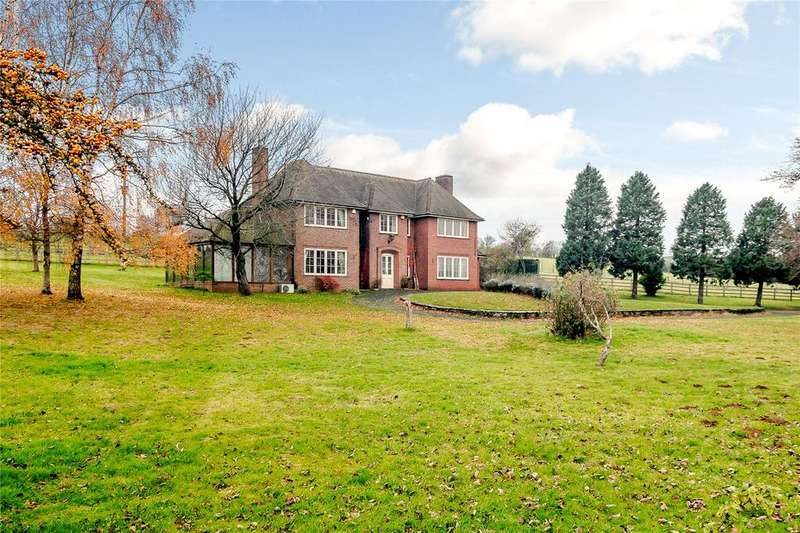 4 Bedrooms House for sale in Hillgates, Hereford