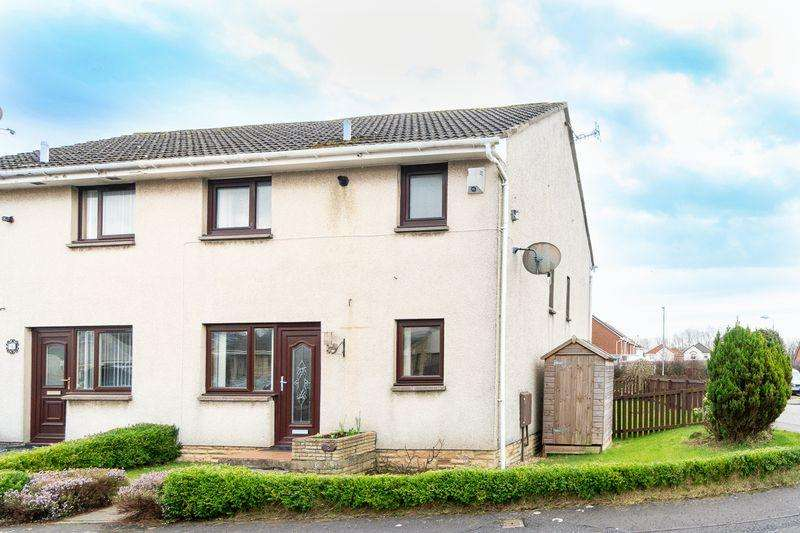 1 Bedroom Semi-detached Villa House for sale in 2 East Gargieston Avenue, Kilmarnock KA1 1TD