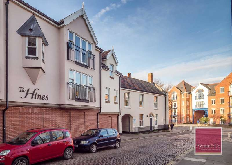 2 Bedrooms Flat for sale in St Margarets Street, NR2