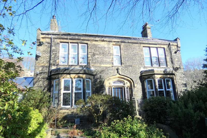 5 Bedrooms Detached House for sale in Glenroyd, Park Road, Todmorden, OL14