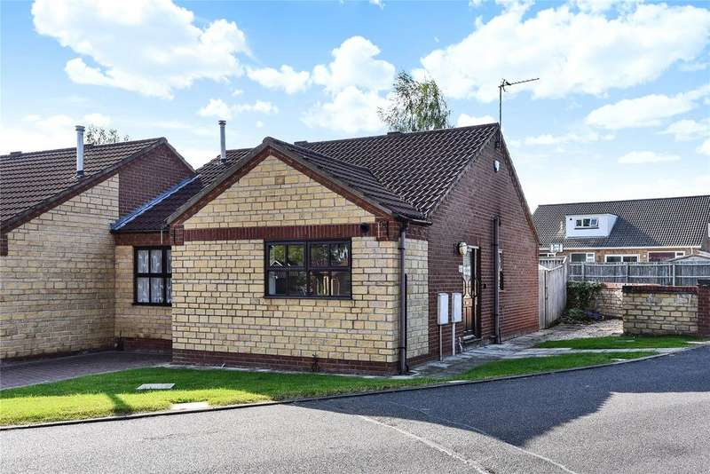2 Bedrooms Detached Bungalow for sale in Meadowlake Close, Lincoln, LN6