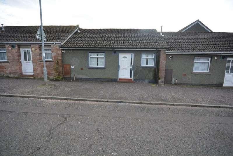 1 Bedroom Terraced Bungalow for sale in Milton Road, Galston, KA4