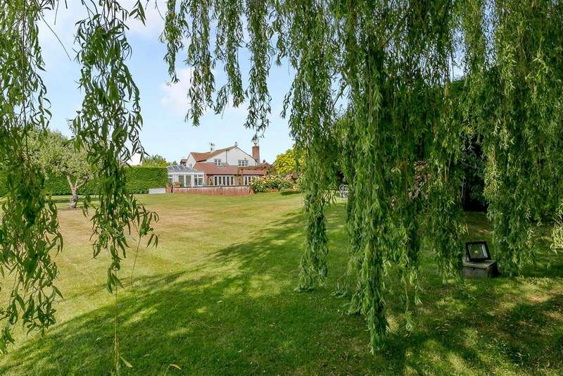 4 Bedrooms Detached House for sale in Bascote Road, Long Itchington, Southam, Warwickshire