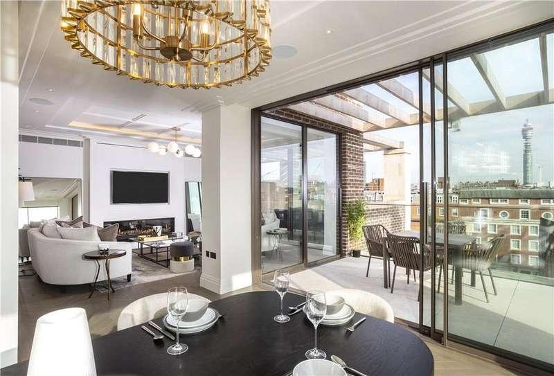 3 Bedrooms Flat for sale in The W1 London, 35 Marylebone High Street, Marylebone, London, W1U