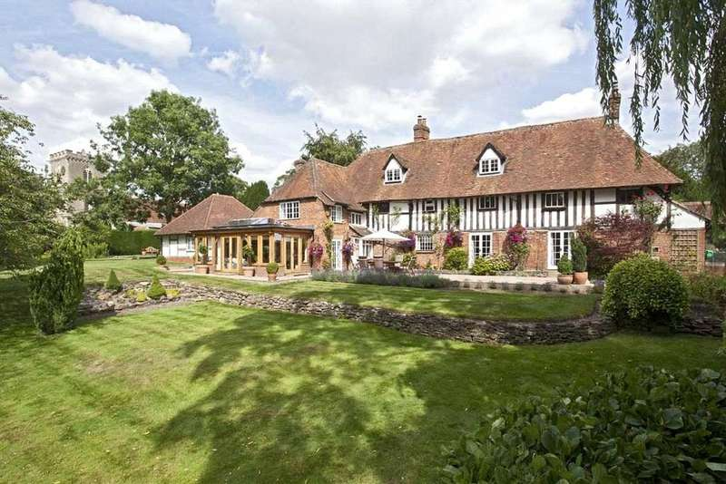 6 Bedrooms Detached House for sale in Church Lane, Harwell, Oxfordshire, OX11
