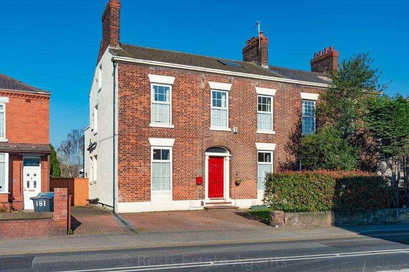7 Bedrooms Semi Detached House for sale in Halton Road Runcorn
