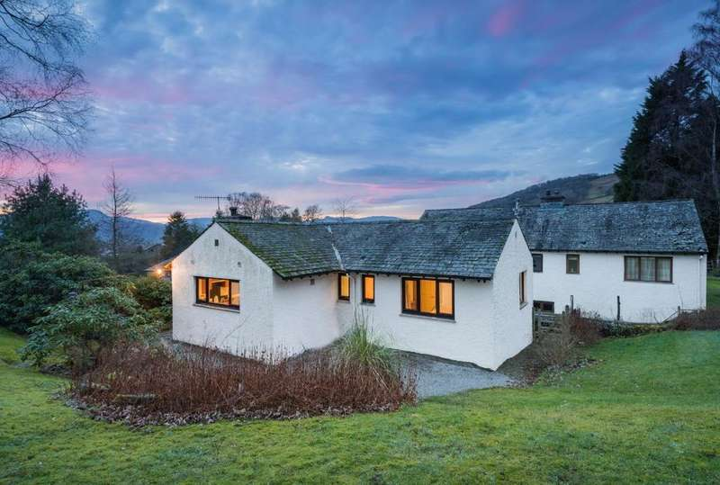 3 Bedrooms Detached House for sale in The Coach House, Holbeck Lane, Windermere, LA23 1LY