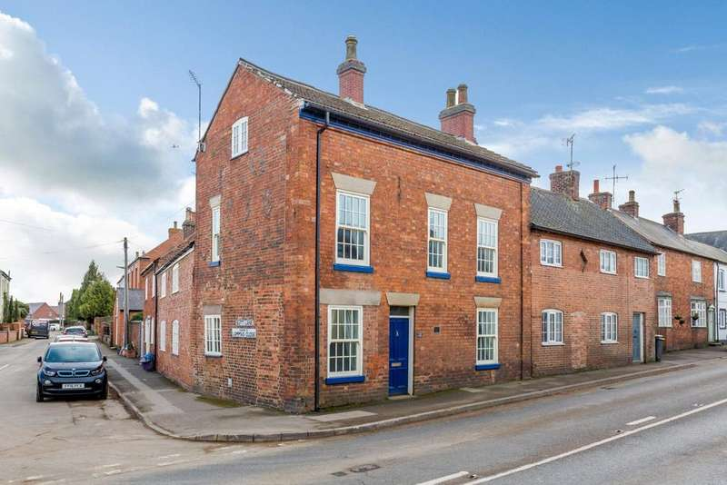 5 Bedrooms Town House for sale in High Street, Husbands Bosworth, Lutterworth, Leicestershire