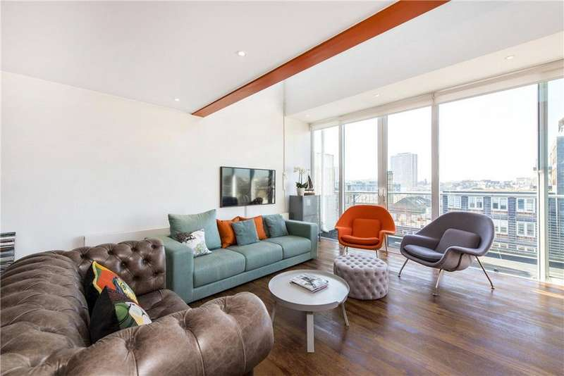 2 Bedrooms Penthouse Flat for sale in Royle Building, 31 Wenlock Road, London, N1