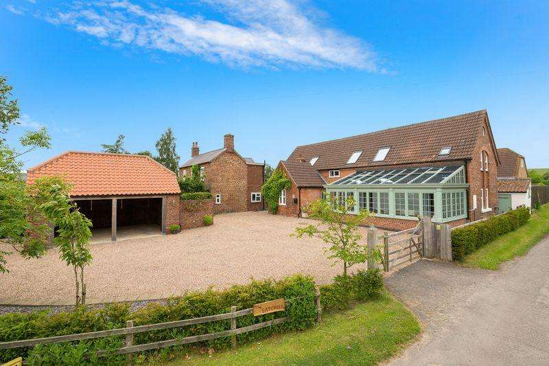 5 Bedrooms Detached House for sale in NO CHAIN- Ings Lane, Belchford