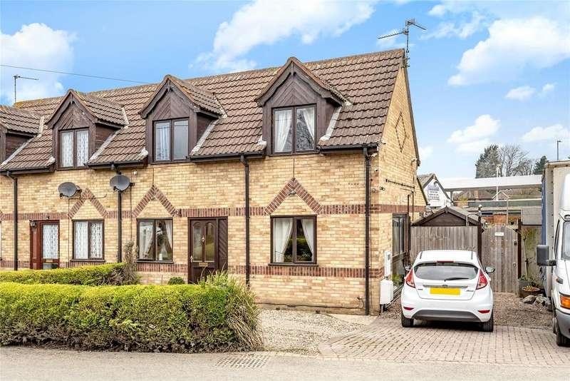 2 Bedrooms Semi Detached House for sale in Cradge Bank, Spalding, PE11