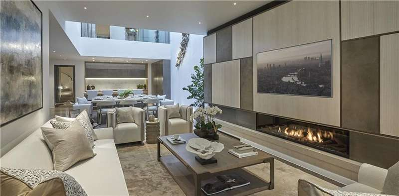 4 Bedrooms House for sale in The W1 London, 22D Beaumont Mews, Marylebone, London, W1G