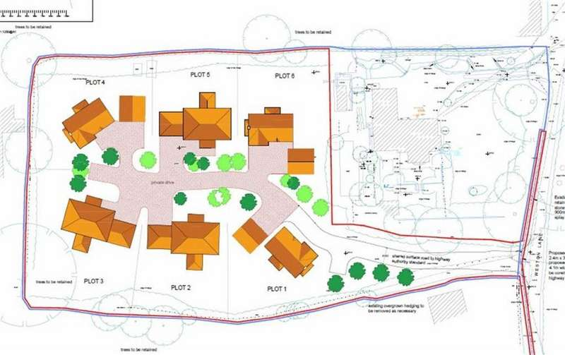 Land Commercial for sale in Adjacent To Elmsdale, Weston Lane, Oswestry, SY11