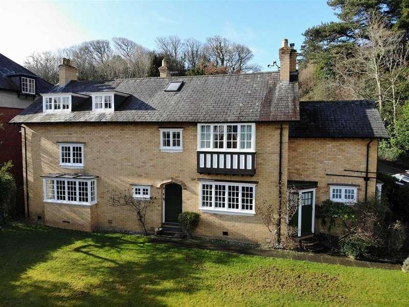 5 Bedrooms Detached House for sale in Llanbadarn Road, Aberystwyth, Ceredigion, SY23