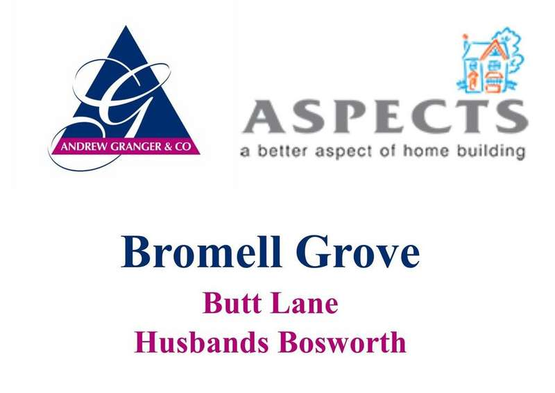 4 Bedrooms House for sale in Bromell Grove, Butt Lane, Husbands Bosworth