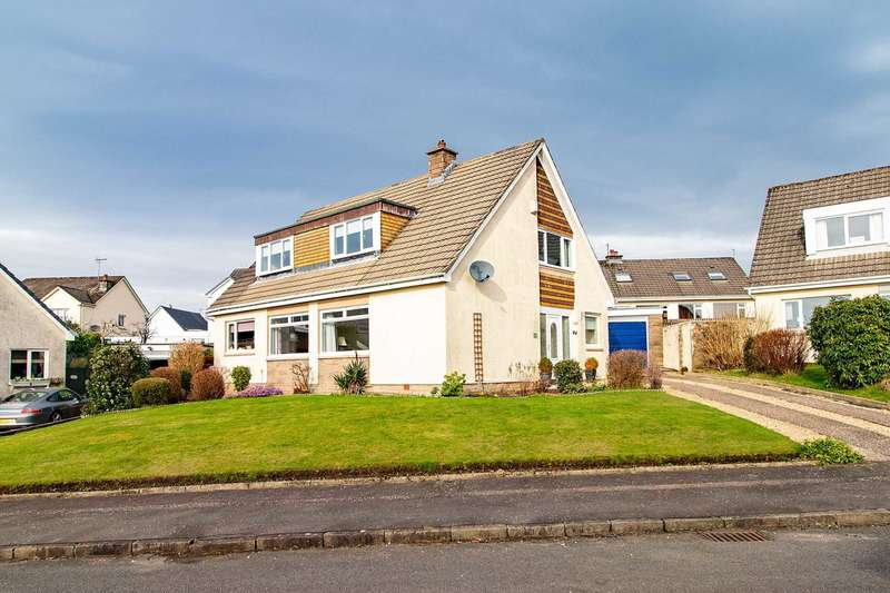 4 Bedrooms Detached House for sale in Rannoch Road, Kilmacolm