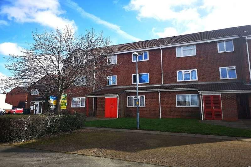 1 Bedroom Flat for sale in Minster Drive, Small Heath, Birmingham, B10