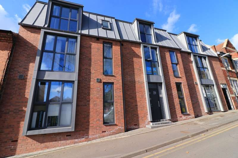 1 Bedroom Flat for sale in Hungate, Lincoln, Lincolnshire, LN1